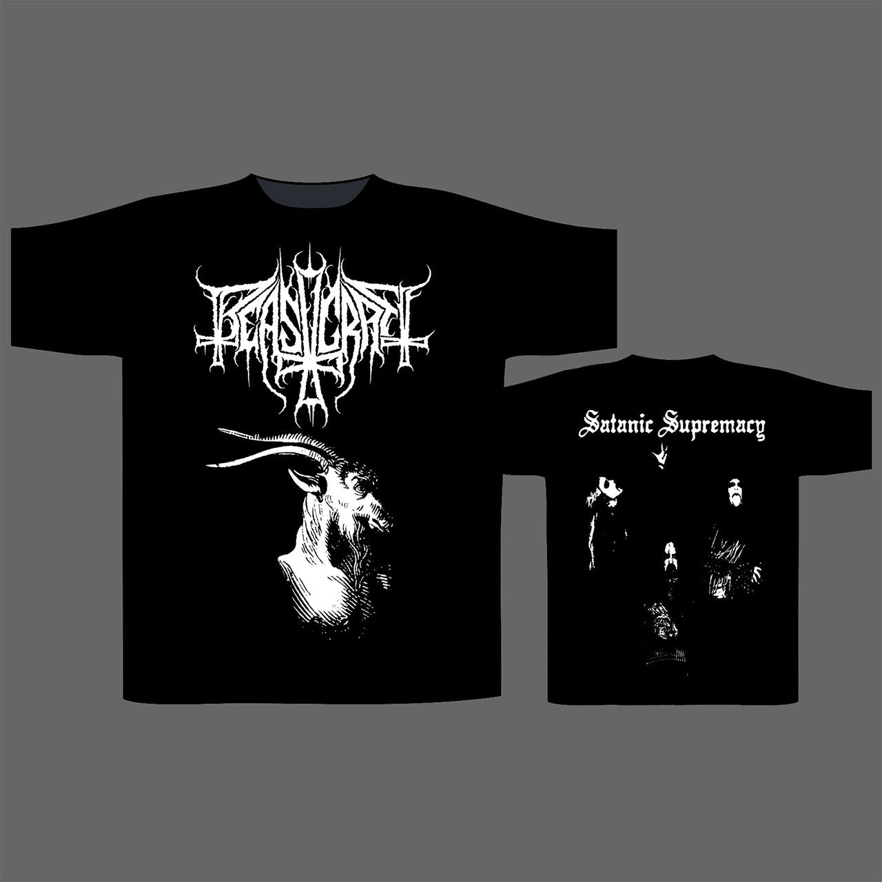 Beastcraft - Satanic Supremacy (T-Shirt)