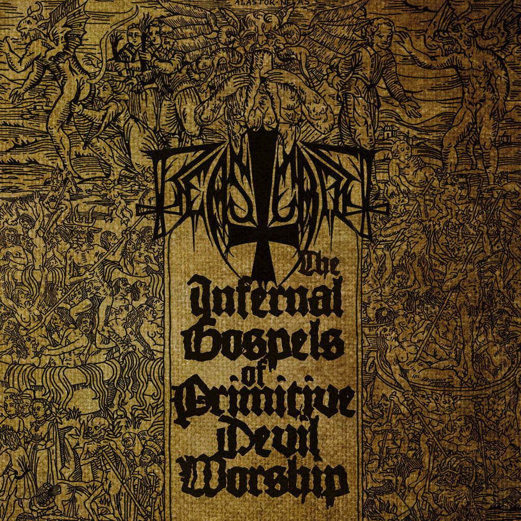 Beastcraft - The Infernal Gospels of Primitive Devil Worship (CD)