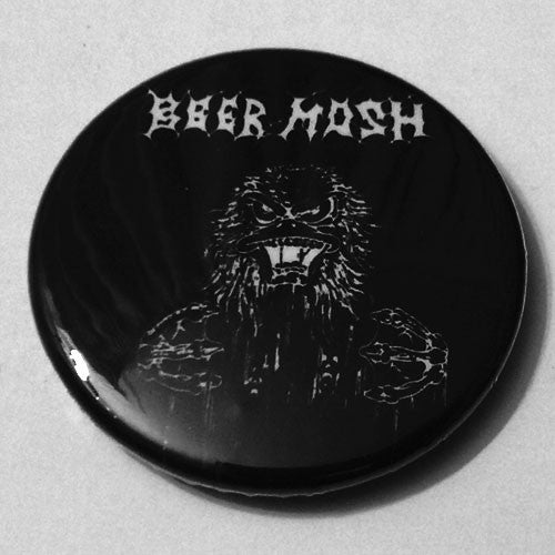 Beer Mosh - Moskeado (Badge)