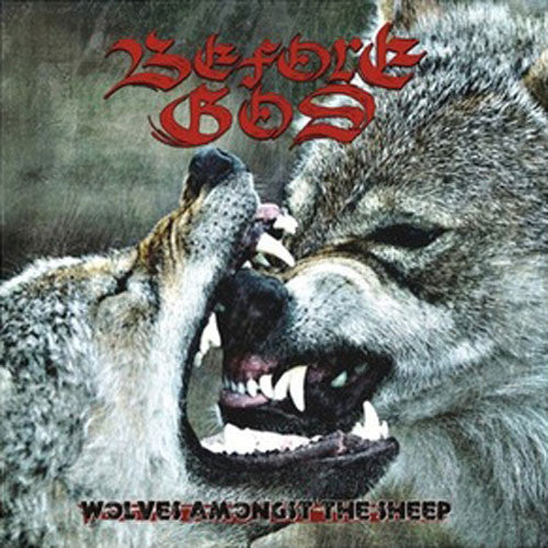 Before God - Wolves Amongst the Sheep (CD)