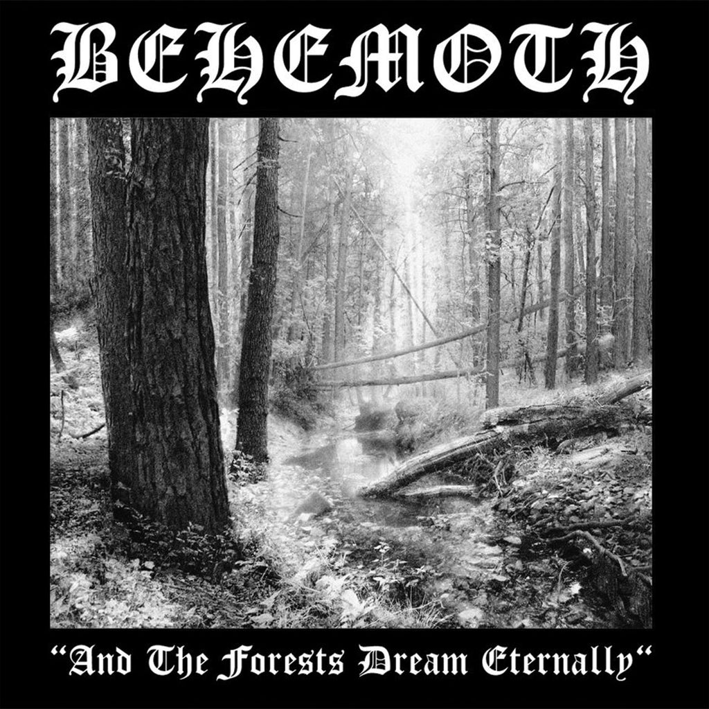 Behemoth - And the Forests Dream Eternally (2018 Reissue) (Clear Edition) (LP)