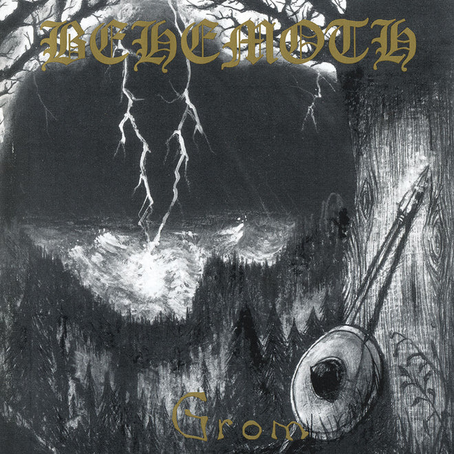 Behemoth - Grom (2005 Reissue) (CD)