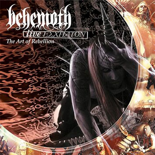 Behemoth - Live Eschaton: The Art of Rebellion (CD)