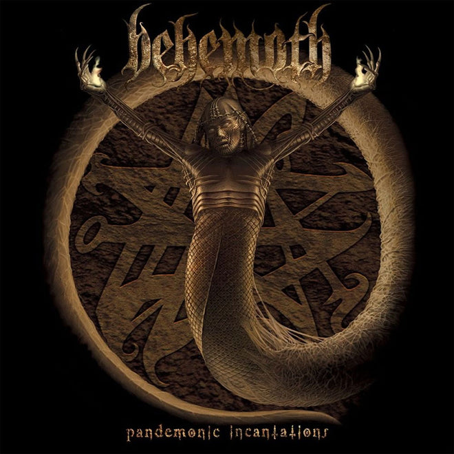 Behemoth - Pandemonic Incantations (2018 Reissue) (Orange Edition) (LP)