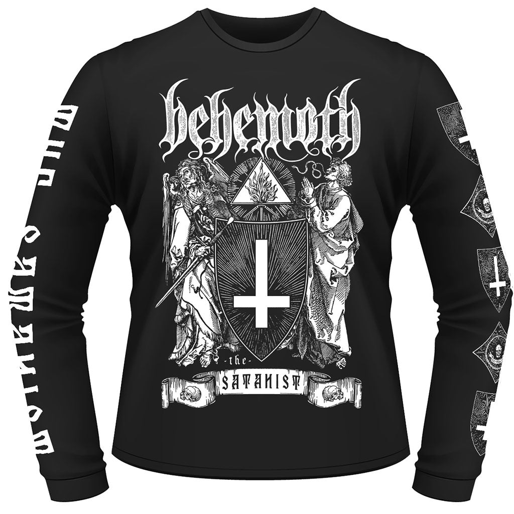 Behemoth - The Satanist (Long Sleeve T-Shirt)