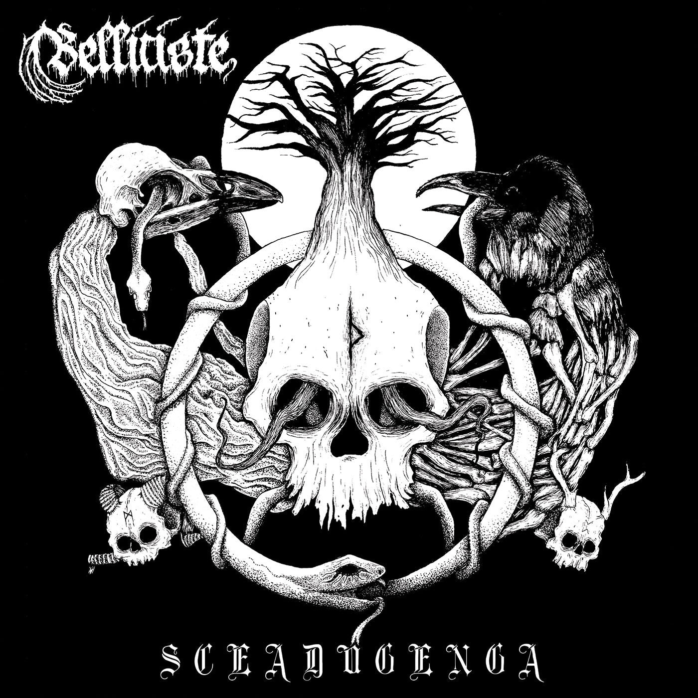 Belliciste - Sceadugenga (CD)