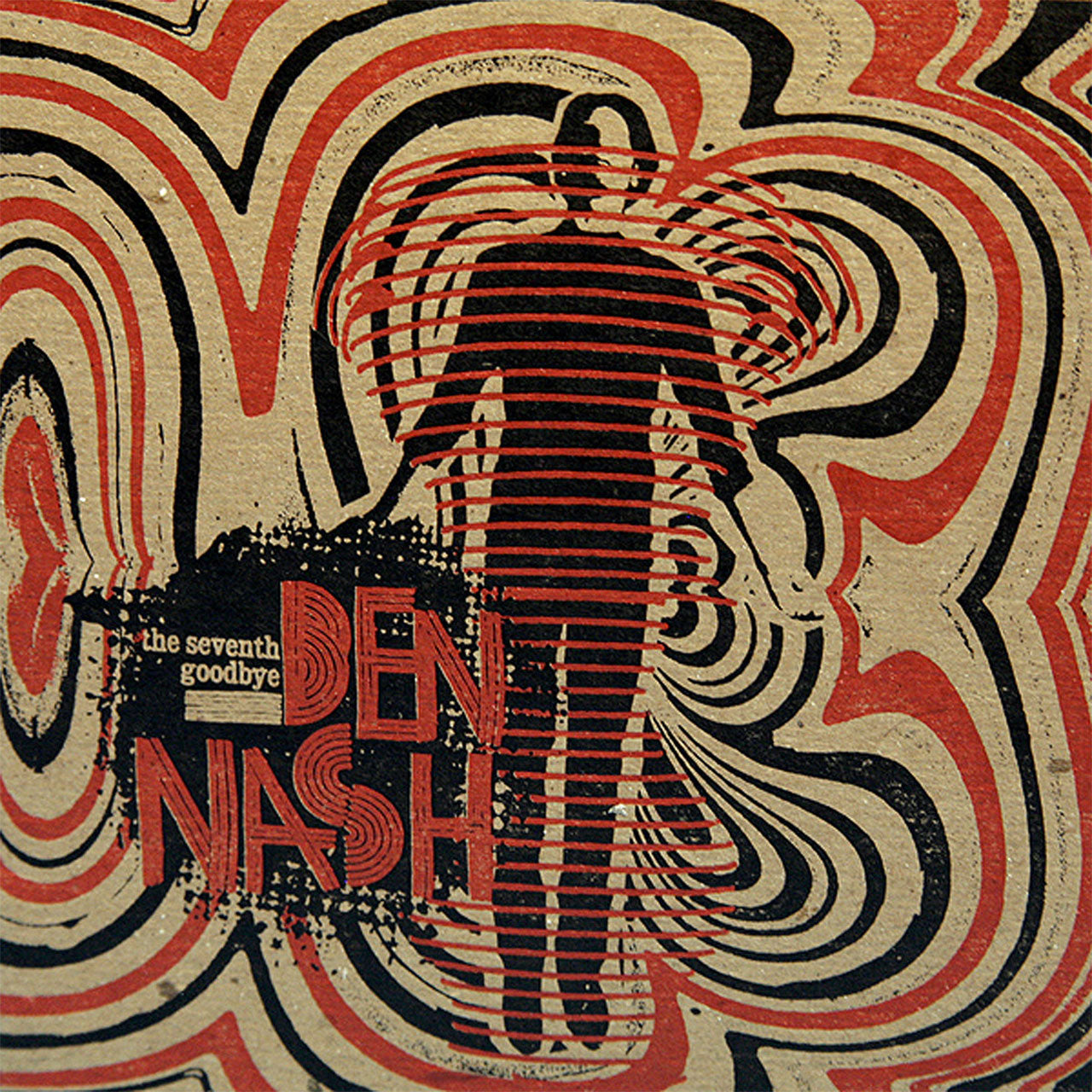 Ben Nash - The Seventh Goodbye (CD)