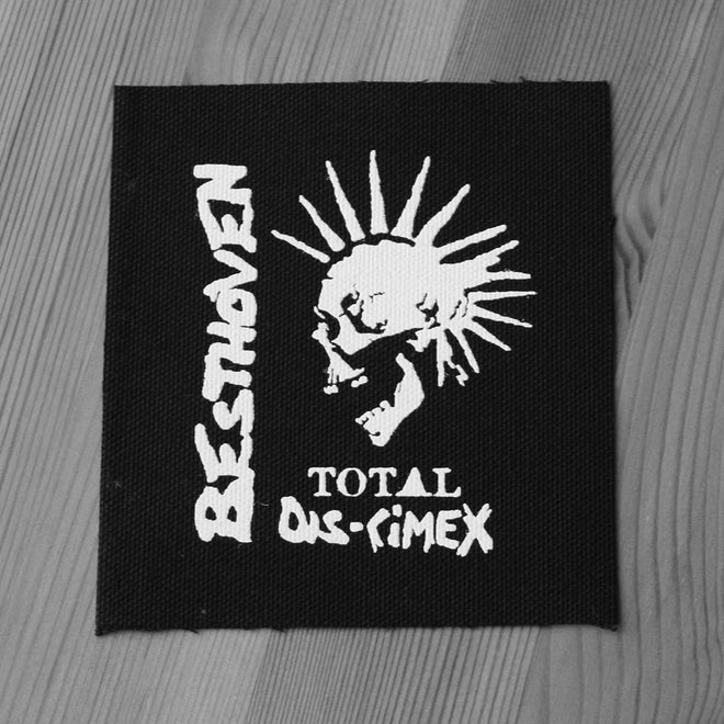 Besthoven - Total Dis-Cimex (Printed Patch)