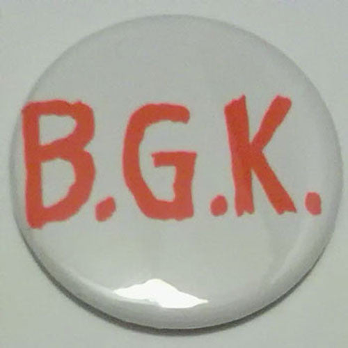 BGK - Red Logo (Badge)