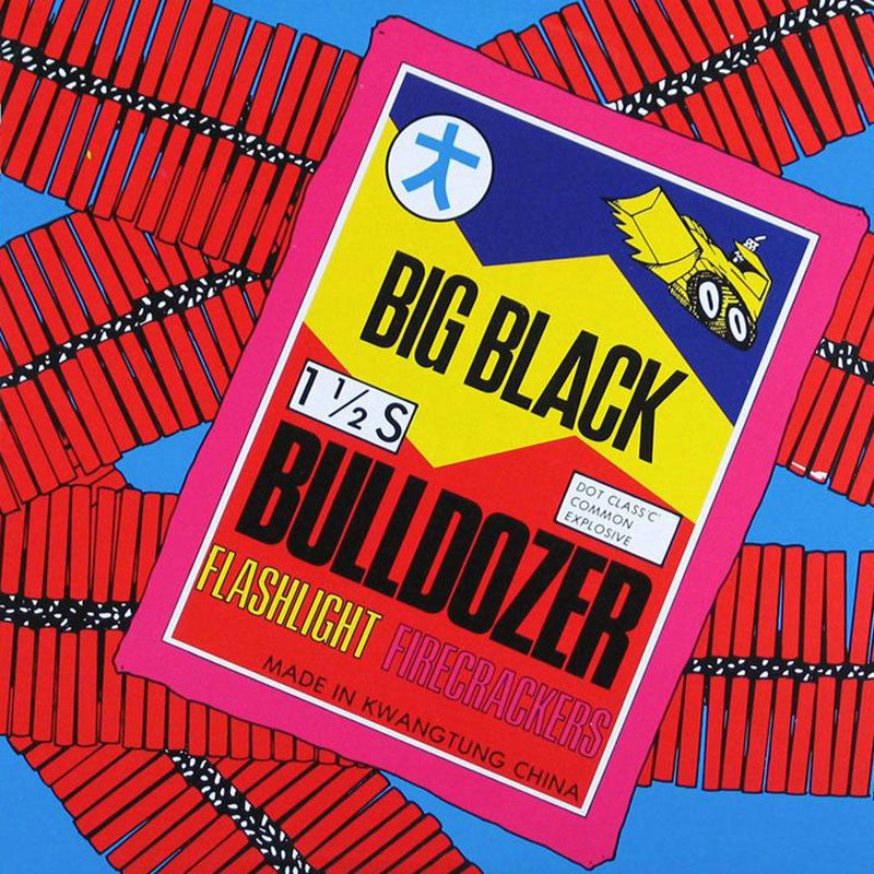 Big Black - Bulldozer (2013 Reissue) (LP)