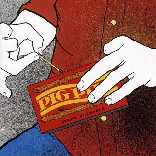 Big Black - Pigpile (LP)