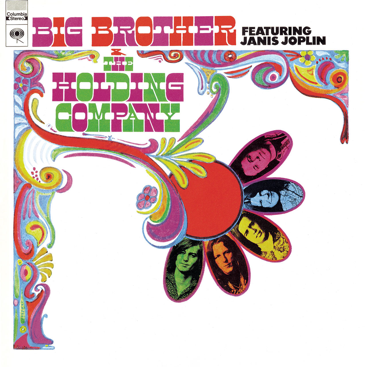 Big Brother and the Holding Company - Big Brother & the Holding Company (CD)
