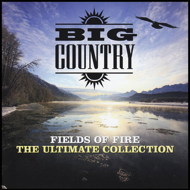 Big Country - Fields of Fire: The Ultimate Collection (2CD)