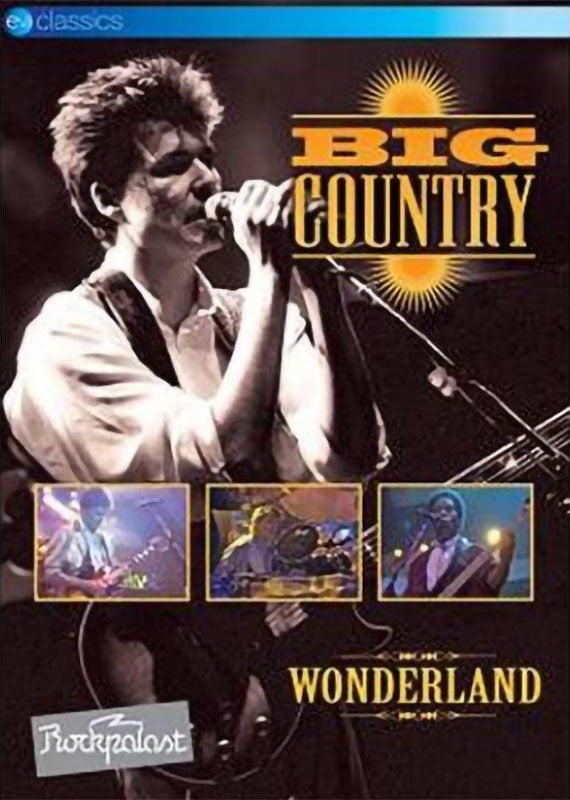 Big Country - Wonderland (DVD)
