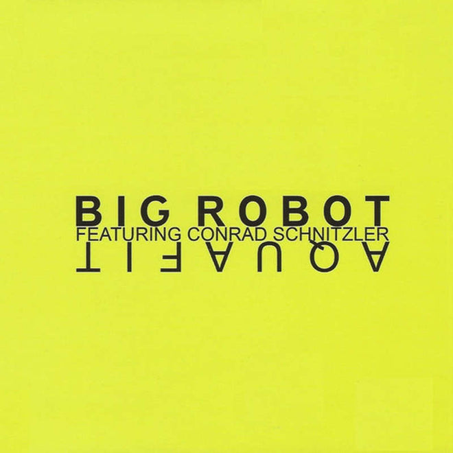Big Robot - Aquafit (Digipak CD)