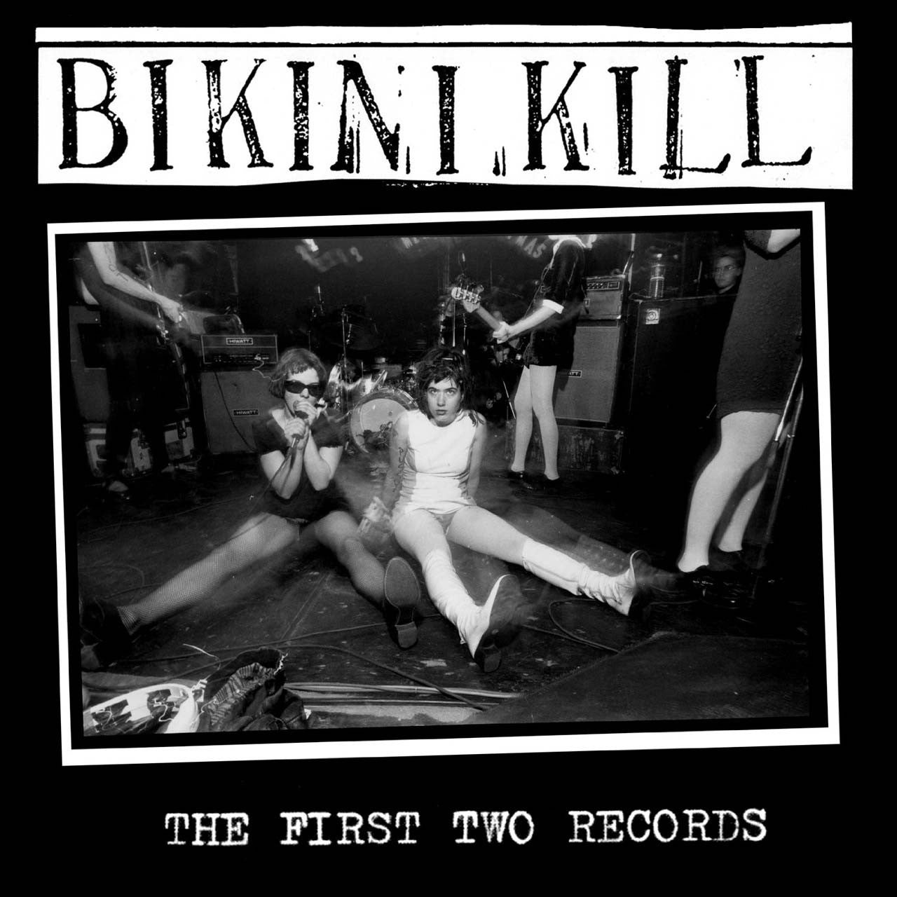 Bikini Kill - The First Two Records (CD)