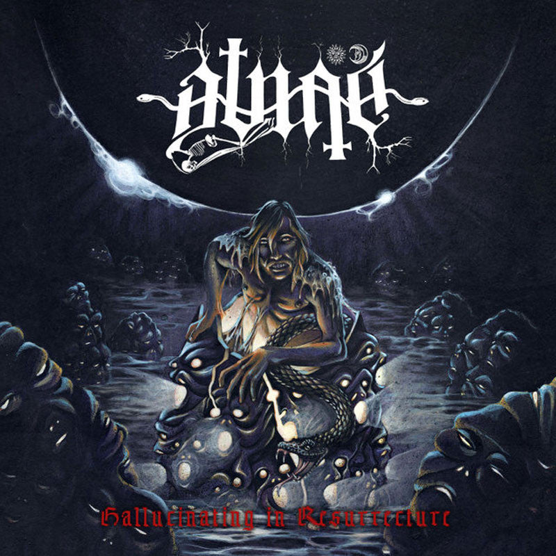 Binah - Hallucinating in Resurrecture (CD)