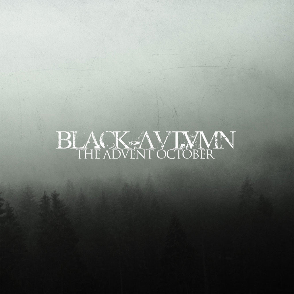 Black Autumn - The Advent October (CD)