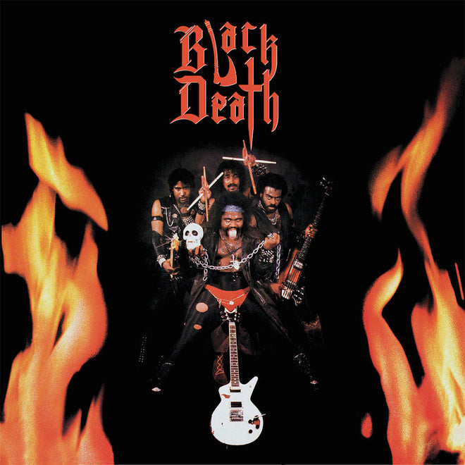 Black Death - Black Death (2017 Reissue) (CD)