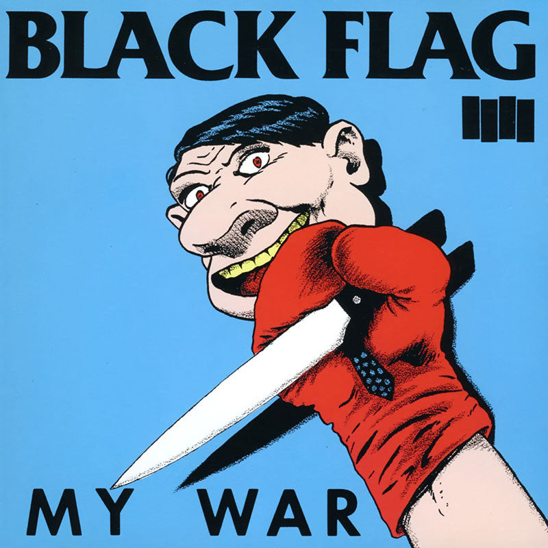 Black Flag - My War (CD)
