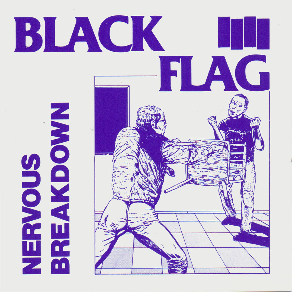 Black Flag - Nervous Breakdown (EP)