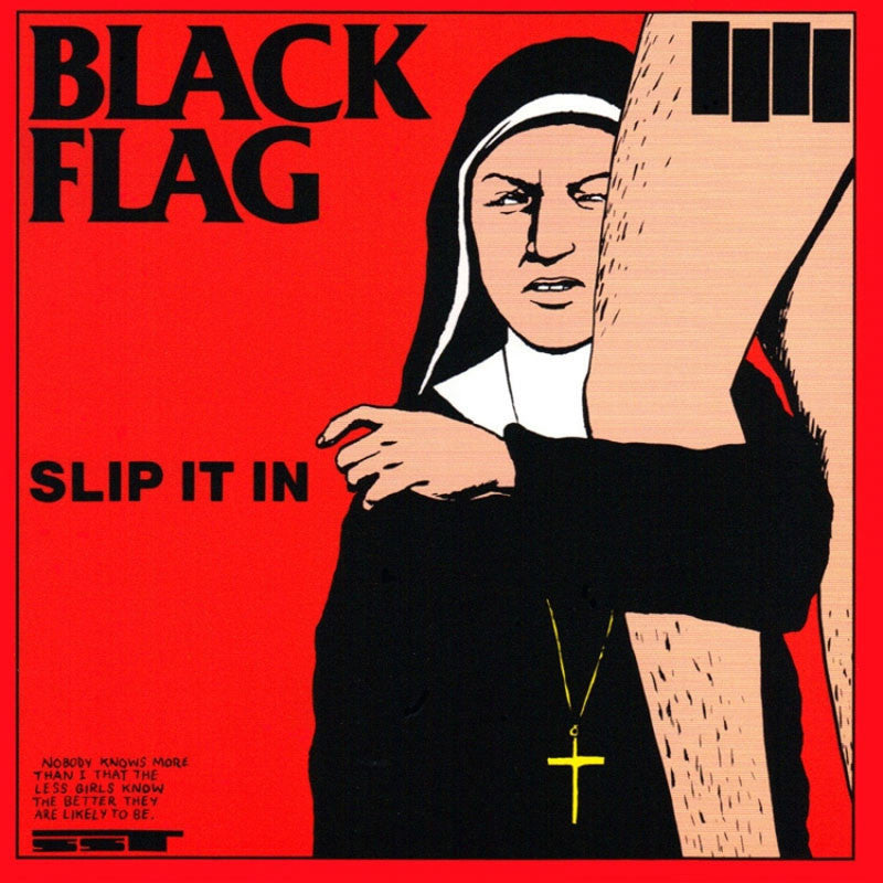 Black Flag - Slip It In (CD)
