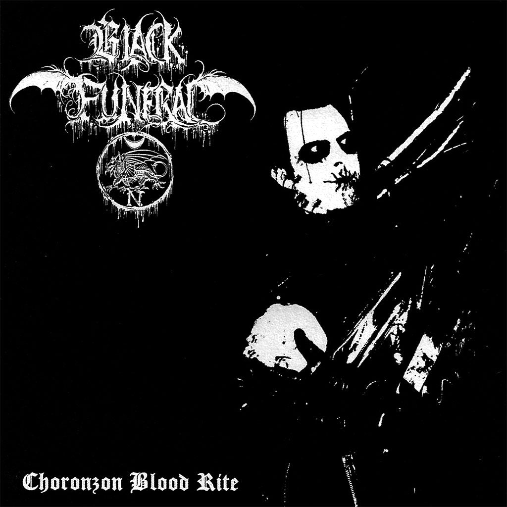 Black Funeral - Choronzon Blood Rite (CD)