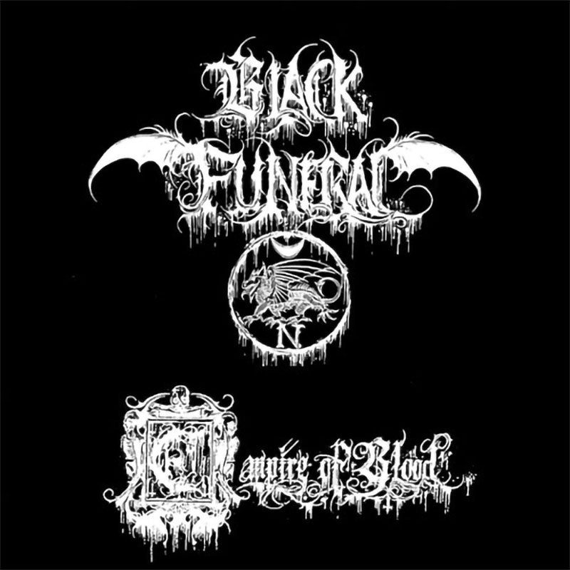 Black Funeral - Empire of Blood (2010 Reissue) (CD)