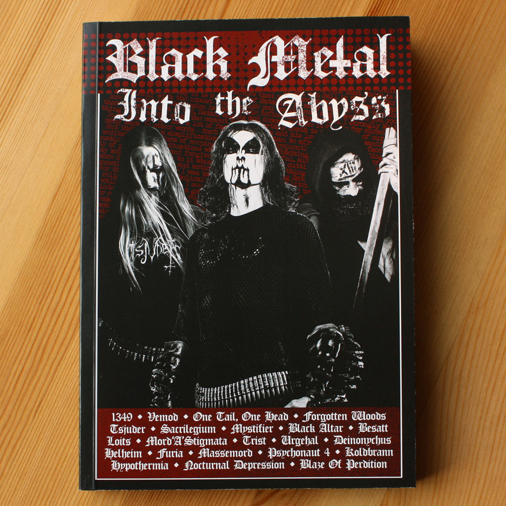 Black Metal: Into the Abyss (Paperback Book)