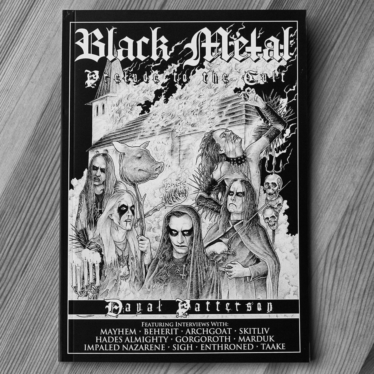 Black Metal: Prelude to the Cult (Paperback Book) – Todestrieb ...