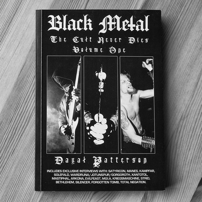 Black Metal: The Cult Never Dies (Volume One) (Paperback Book)