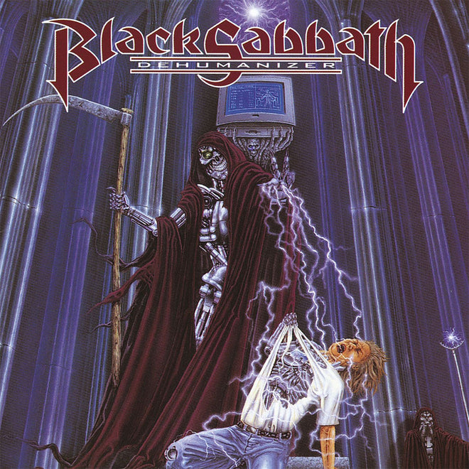 Black Sabbath - Dehumanizer (CD)