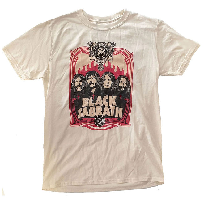 Black Sabbath - Faces (T-Shirt)