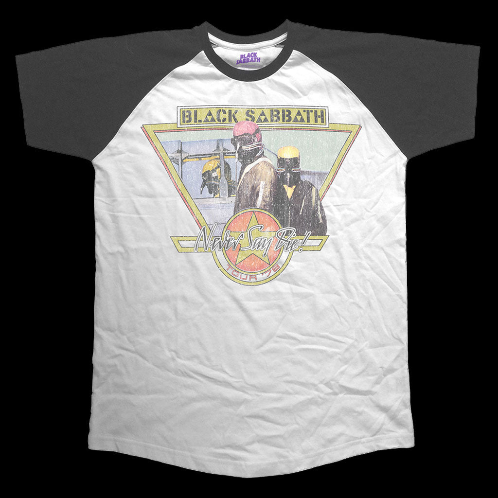 Black Sabbath - Never Say Die Tour 1978 (T-Shirt)