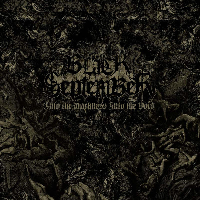 Black September - Into the Darkness Into the Void (CD)