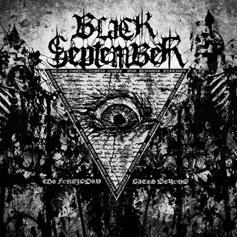 Black September - The Forbidden Gates Beyond (CD)