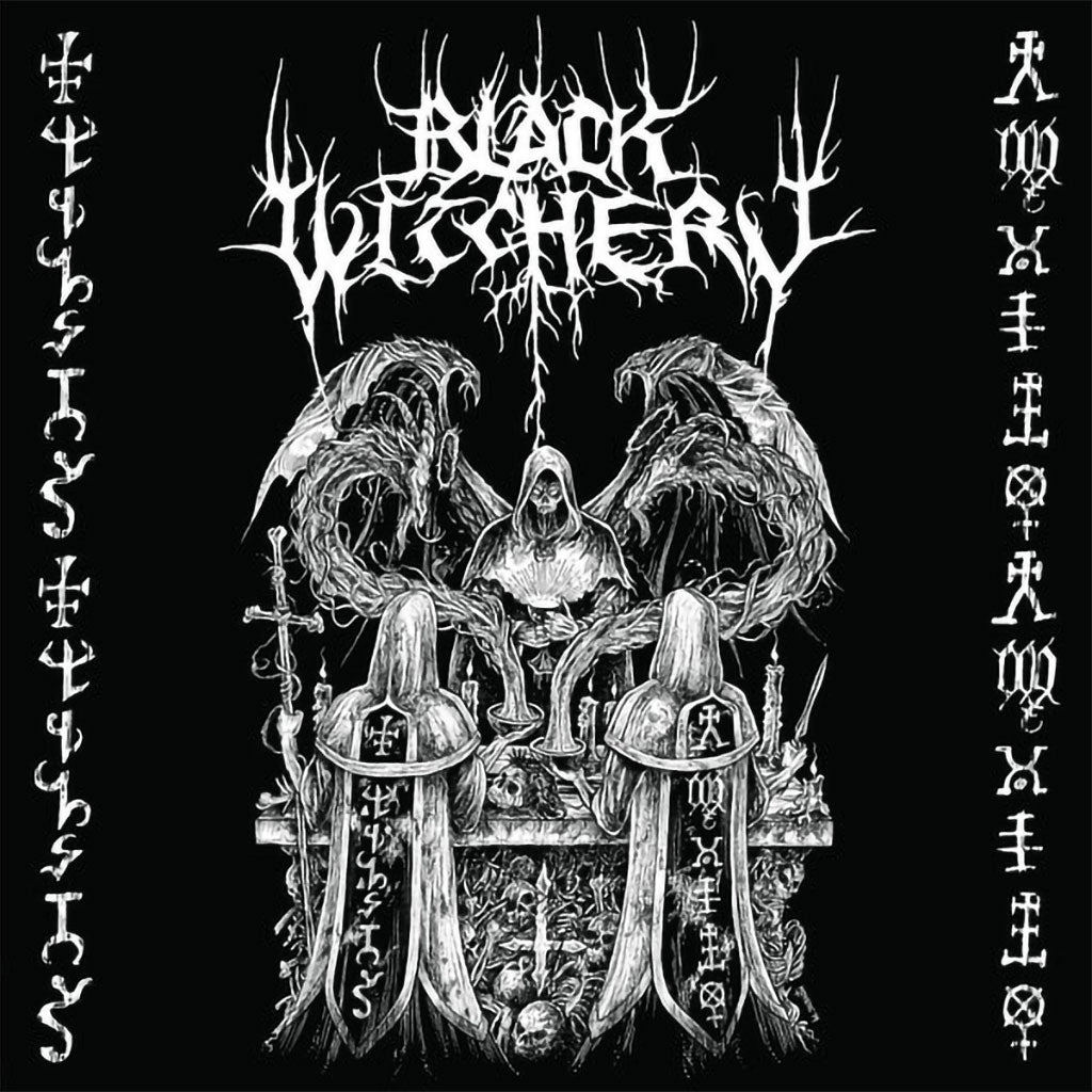 Black Witchery / Revenge - Holocaustic Death March to Humanity's Doom (CD)