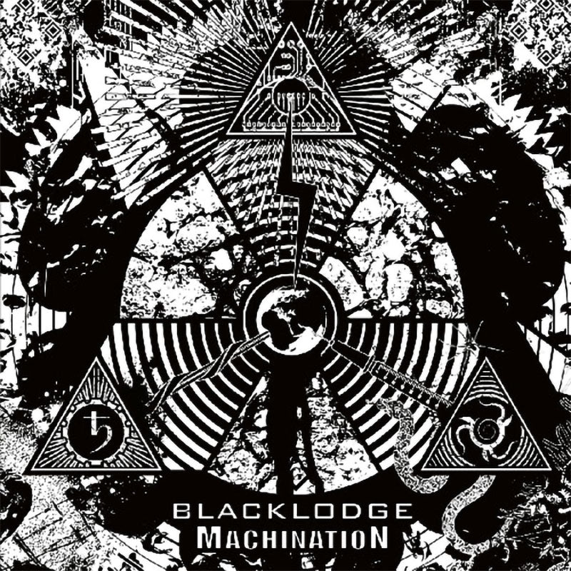 Blacklodge - Machination (Digipak CD)