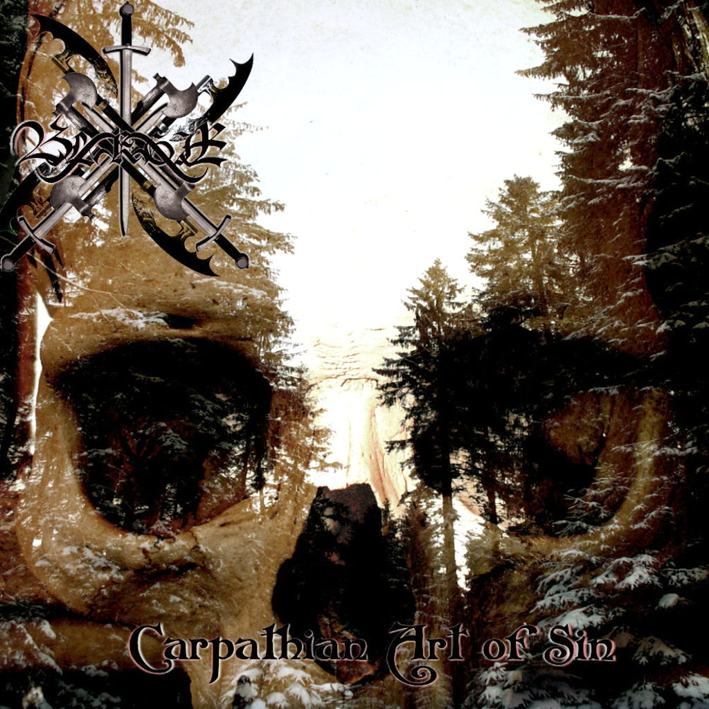 Blakagir - Carpathian Art of Sin (Digipak CD)