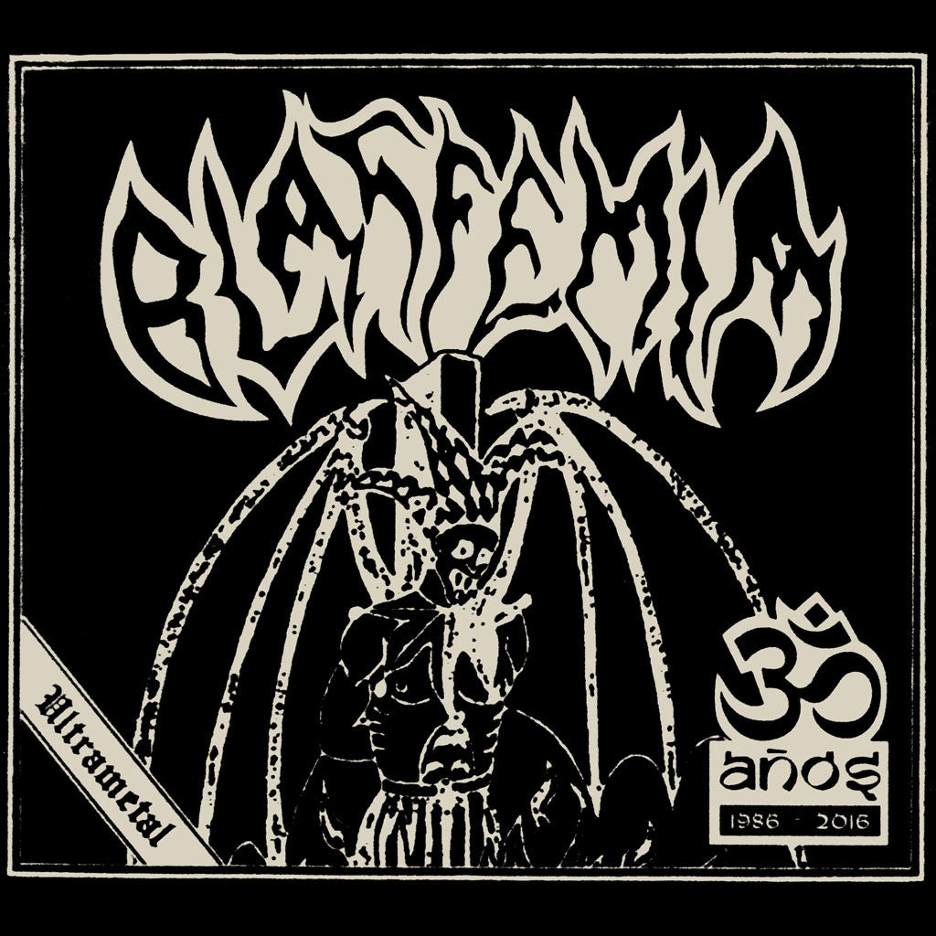 Blasfemia - 30 Anos (Digipak CD)