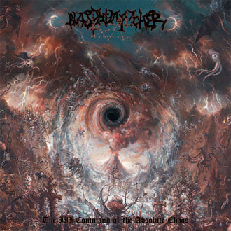 Blasphemophagher - The III Command of the Absolute Chaos (CD)