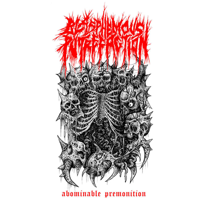 Blasphemous Putrefaction - Abominable Premonition (CD)