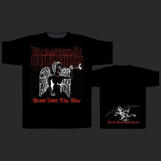 Blasphemy - Blood Upon the Altar (T-Shirt)