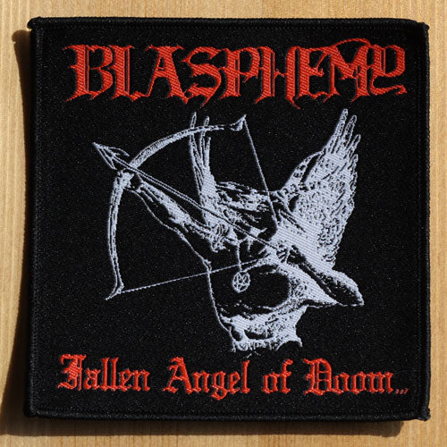 Blasphemy - Fallen Angel of Doom Cover (Woven Patch)