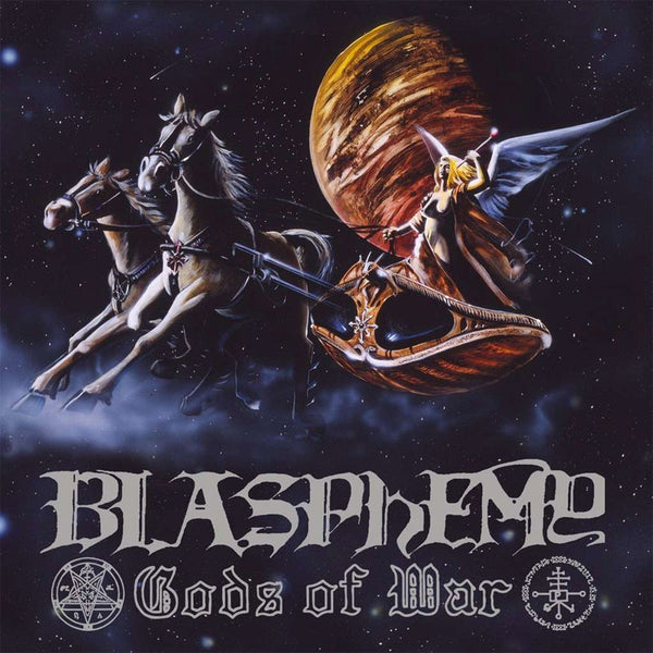 Blasphemy - Gods of War (2016 Reissue) (LP)