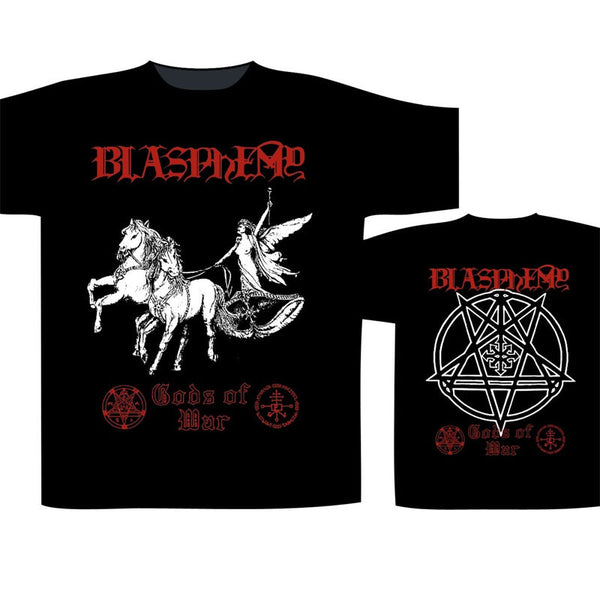 Blasphemy - Gods of War (T-Shirt)