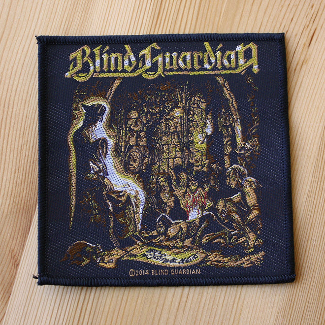 Blind Guardian - Tales from the Twilight World (Woven Patch)