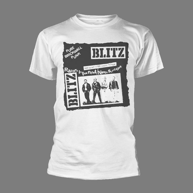 Blitz - Pure Brickwall Punk (T-Shirt)
