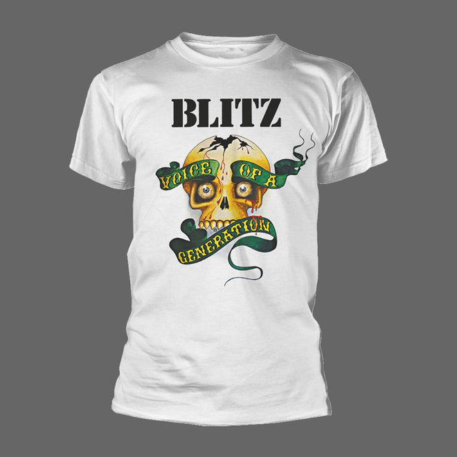 Blitz - Voice of a Generation (T-Shirt)