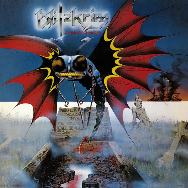 Blitzkrieg - A Time of Changes (2017 Reissue) (LP)